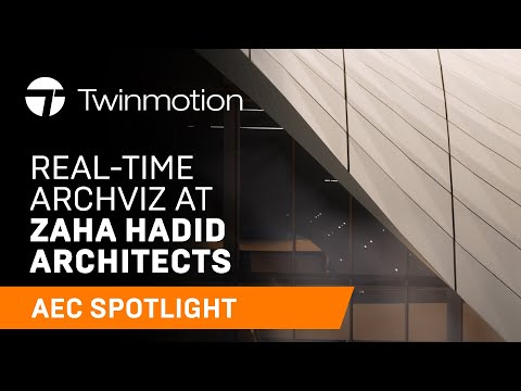 Creating Groundbreaking Architectural Visualization in Real-Time