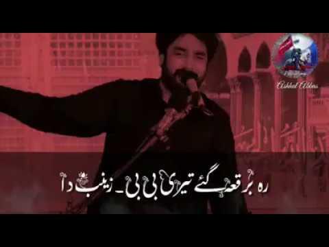 Download Bhai Zakir Waseem Abbas Baloch 10 Muharram Majlis