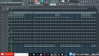 Praise The Lord (Da Shine)- A$AP Rocky ft. Skepta FLP Remake FL Studio (FREE FLP DOWNLOAD)