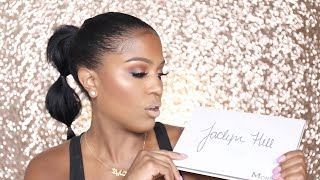 Jaclyn Hill x Morphe Palette Review | MakeupShayla