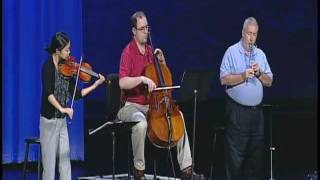 How Can I Keep From Singing - McLean Bible Church Celtic Band - Ben Roundtree