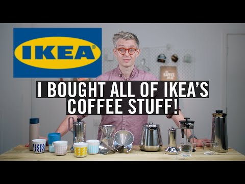 Review: All of IKEA's Coffee Stuff