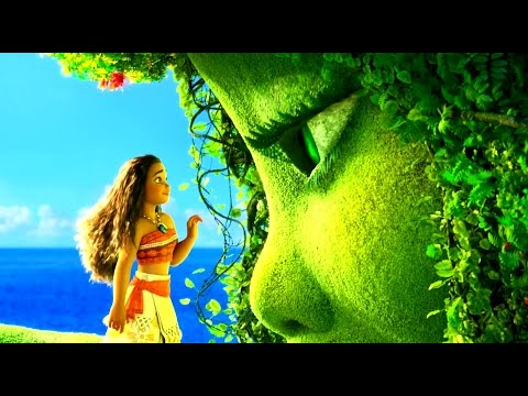 Moana - How Far I'll Go - Auli'i Cravalho & Alessia Cara Mix With Clips Mp3
