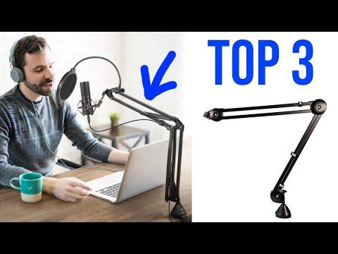 TOP 3 : Meilleur Support Bras de Microphone 2020
