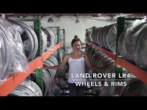 Factory Original Land Rover LR4 Wheels & Land Rover LR4 Rims – OriginalWheels.com