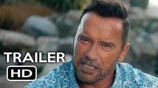 Killing Gunther Official Trailer 1 2017 Arnold Schwarzenegger Action Comedy Movie HD