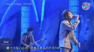 Bleach - Aqua Timez _Mask Live