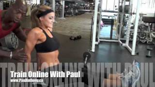 Calgary Fitness Tutorial - Triceps Dips