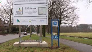 preview picture of video 'Oog op De Bilt - Startschot Snelfietsroute'