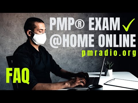 PMP EXAM ONLINE - FAQ JUICY DETAILS       - YouTube