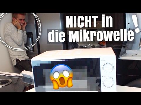 DAS darf auf keinen Fall in die Mikrowelle ... 😳😬 | Julienco