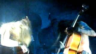 What It's Like to be Front Row at an Apocalyptica Concert (Betrayal/Forgiveness)