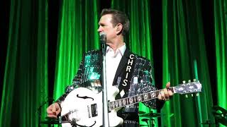 "Chris Isaak - ""Baby Did a Bad Bad Thing"" - North Shore Center, Skokie, IL - 08/12/18"