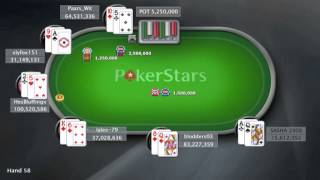 Online Poker Show - Sunday Million 6th Anniversary Special - March 12th 2012 - PokerStars.co.uk