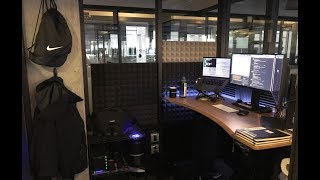 WeWork Office Tour & Desk Productivity Setup (Seattle, South Lake Union)