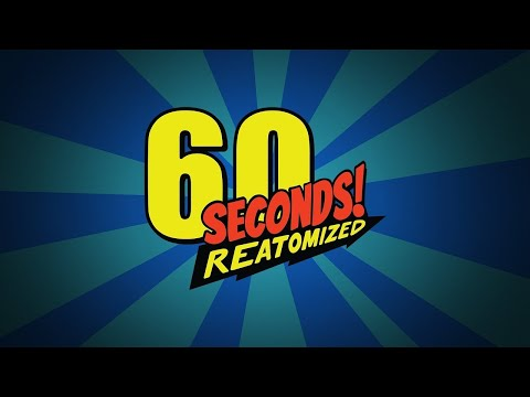 REMASTER + KOČKA - 60 Seconds! Reatomized