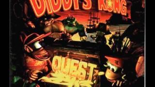 DKC2 Remix - Haunted Jazz Club (Forest Interlude)