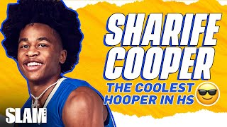 Sharife Cooper is the COOLEST High School Hooper, FACTS ONLY | SLAM Profiles