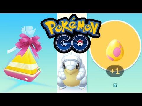 Gameplay zu Trading, Freundesliste, Alola-Eier & mehr   Pokémon GO Deutsch #658