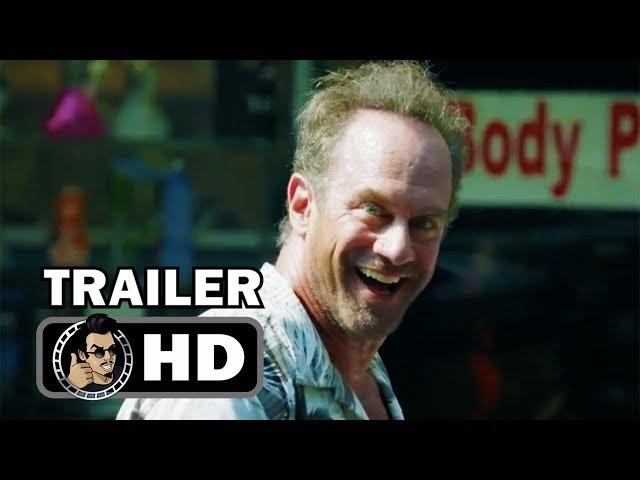 Happy Season 2 Official First Look Trailer Hd Patton Oswalt Series