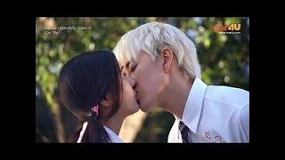 TenTen And Taliw First Kiss!!? (Kiss Me Thai)