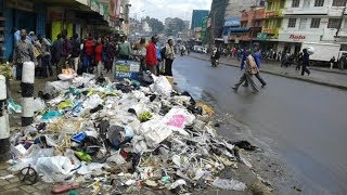 Nairobi, the city of filth and traffic congestion | PRESS REVIEW