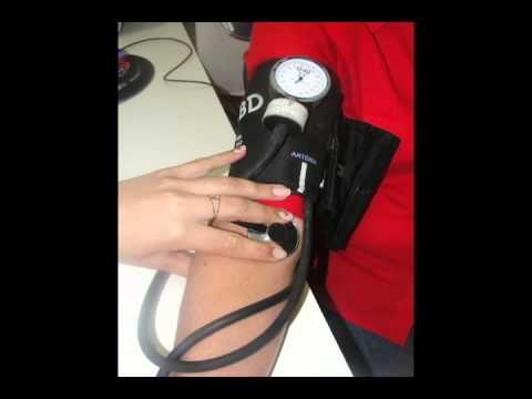 Na definição de teste hipertensão