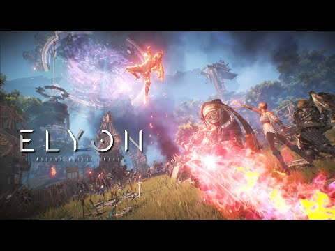 Elyon Drops New Trailer Showcasing Large Scale Battles And Combat