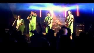 Video TOXIC PEOPLE - Padám, official videoclip, Festival free Tibet