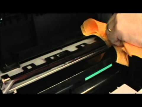 HP 4700 - How To Replace The Fuser Assembly Mp3
