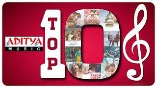 ♫♫ Aditya Music Top 10 Hits ♫♫ | 2018 Hit Songs