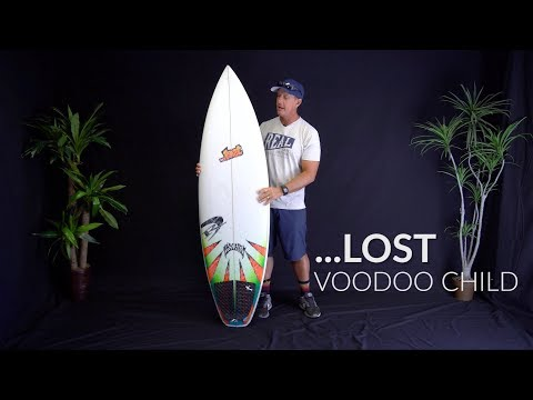 Lost Voodoo Child Surfboard Review