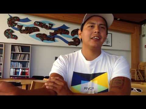 'Su'luqw'a' Community Cousins Aboriginal Mentorship Program at VIU