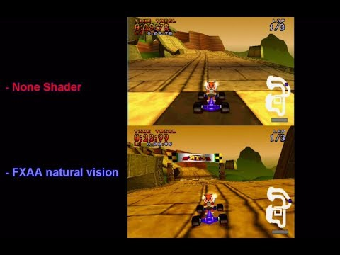 Retroarch Psx Shaders