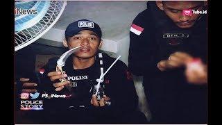Polisi Geledah Apotek Jual Tramadol Dan Temukan 'Bong' Sabu Part 02 - Police Story 17/09