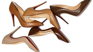 Christian Louboutin Designs Nude Pumps for Every Skin Tone