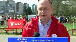 Накануне 9 Мая в Ярославле появился ещё один символ Победы
