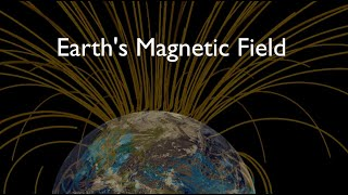Earth's Magnetic Field - Earth itself is a huge magnet - Magnetosphere