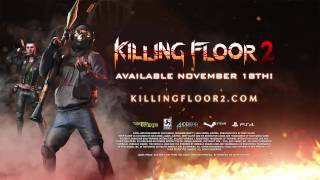 Купить Killing Floor 2 Digital Deluxe Edition для STEAM