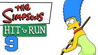Simpsons Hit & Run — Часть 9. Прохождение с комментами