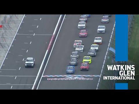 NASCAR ゴーボーリング アット・ザ・グレン(ワトキンズ・グレン・インターナショナル)ハイライト動画