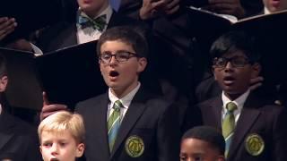 The Georgia Boy Choir - See Amid the Winter's Snow