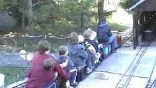 preview picture of video 'Gartenbahn Strasshof 2008'