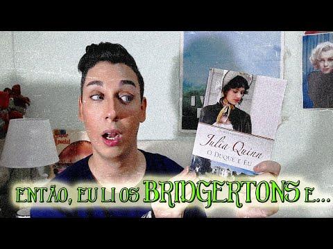 Então eu li O DUQUE E EU da Julia Quinn e...