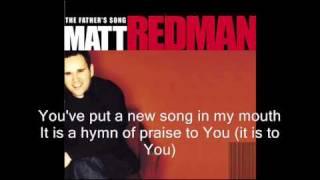 Matt Redman - Justice and Mercy
