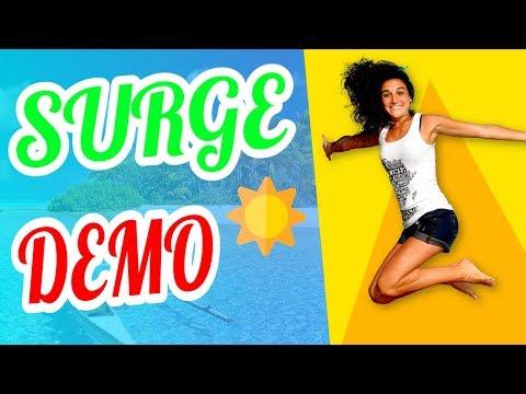 , title : 'Surge Review & Demo 🎯 Surge Review + Demo 🎯🎯🎯