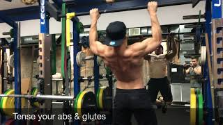 #AskKenneth: Pull-ups with Scapulae Retraction & Protraction