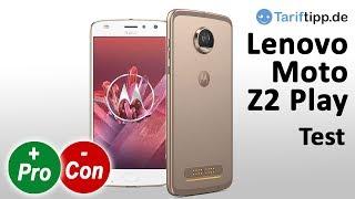 Lenovo Moto Z2 Play   Test deutsch
