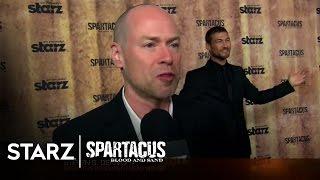 Спартак и Гладиатор, Spartacus | Blood and Sand - Red Carpet Premiere