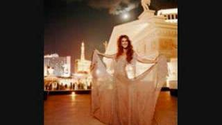 """Video thumbnail of """"Celine Dion sings JAZZ """"Quand ca balance"""""""""""